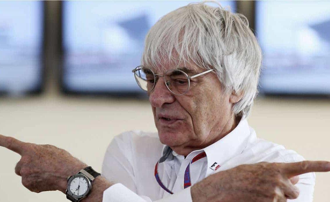 Bernie Ecclestone volta a reger a F-1 (Foto F1Breakdown)
