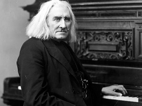 Franz Liszt (1811-1886), ou melhor, Liszt Ferenc, autor das Rapsódias Húngaras (foto asoutrasalmas.blogspot.com)