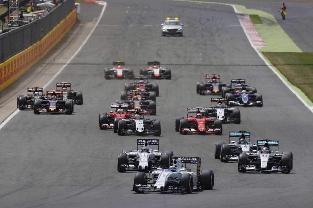 Massa: melhor largada da temporada. FInal nem tanto (foto Alastair Staley/Williams)