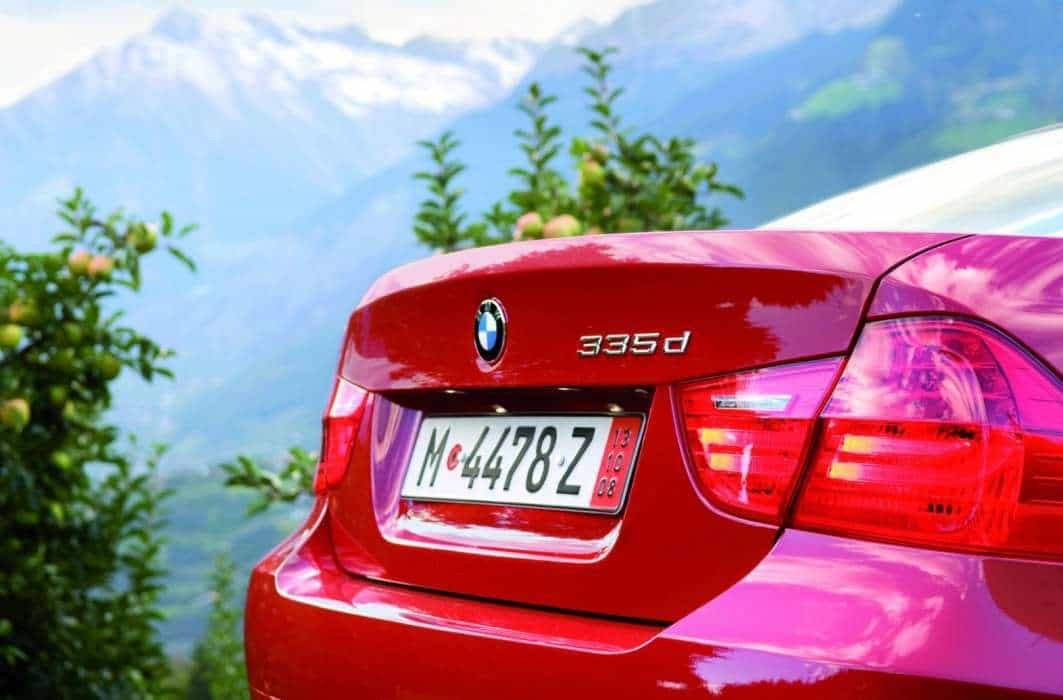 BMW Diesel Competence Drive