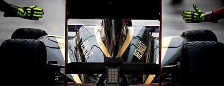 Lotus dá novo adeus à F-1 (Foto Lotus F1 Team)