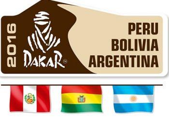 Logo da prova ianda mostra Peru, que não aparece no roteiro de 2016 (Imagem de divulgação)