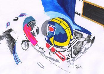 Ilustração Wagner Gonzalez