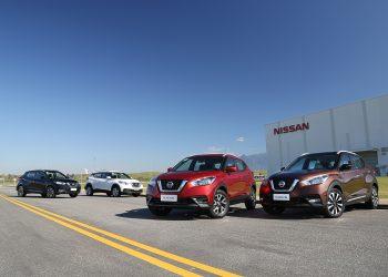 Agora fabricado no Brasil, Nissan Kicks ganha mais opções de versões, equipamentos e cores