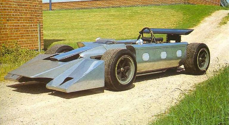 A Cosworth chegou a construir um F1 com tração integral (COsworth)