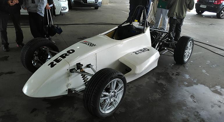 F-1600 com nova suspensão pode adotar o nome F-Zero (Wagner Gonzalez)