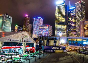 Hong Kong abre temporada que deveria ter etapa no Brasil (Audi)