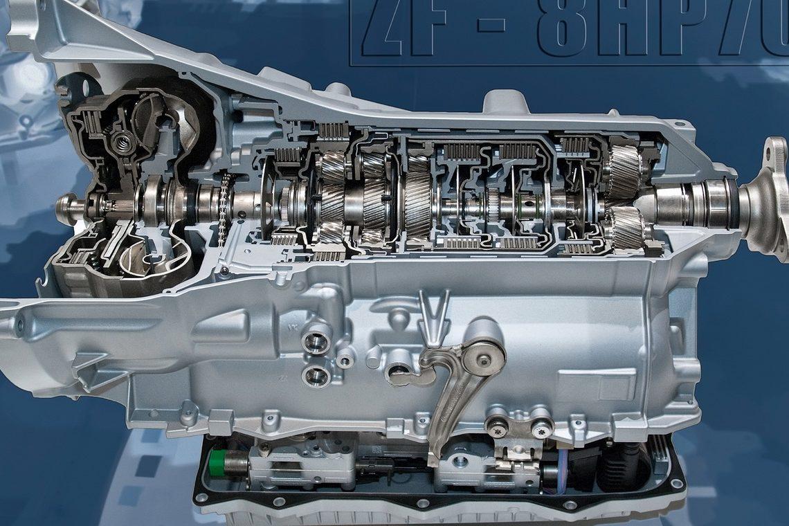 Câmbio ZF 8HP70 (Foto en.wikipedia.org)