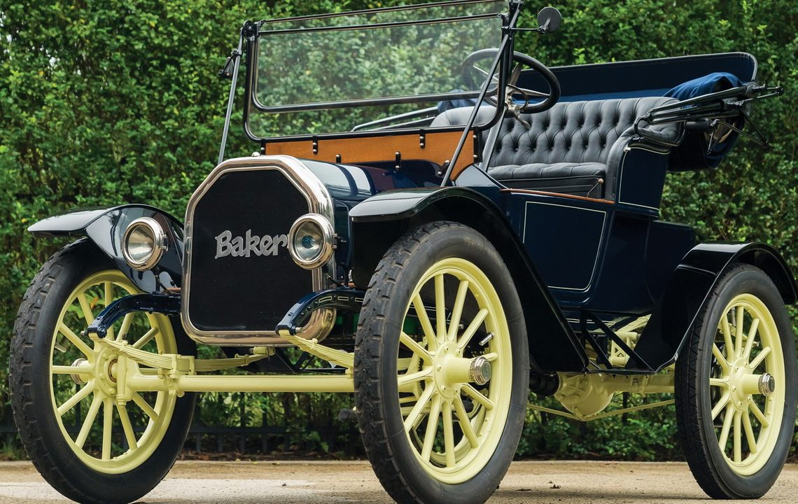 Baker Electric 1912 (Foto: rmsothebys.com