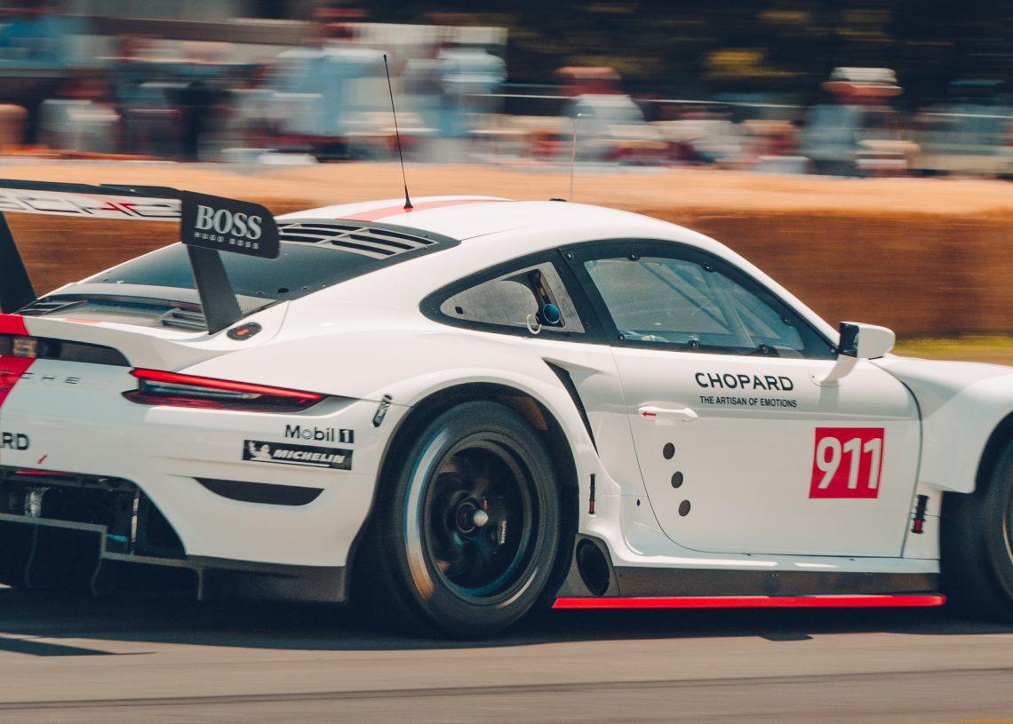 Porsche 911 RSR 2019 (Porsche)