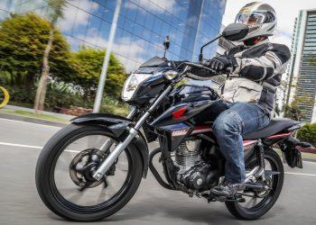 Honda CG (Esta foto e demais: divulgação)