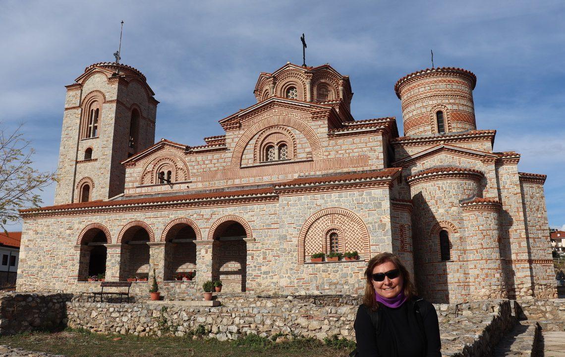 Igreja St. Clement, em Ohrid (Foto: Ricardo Gonzlez)