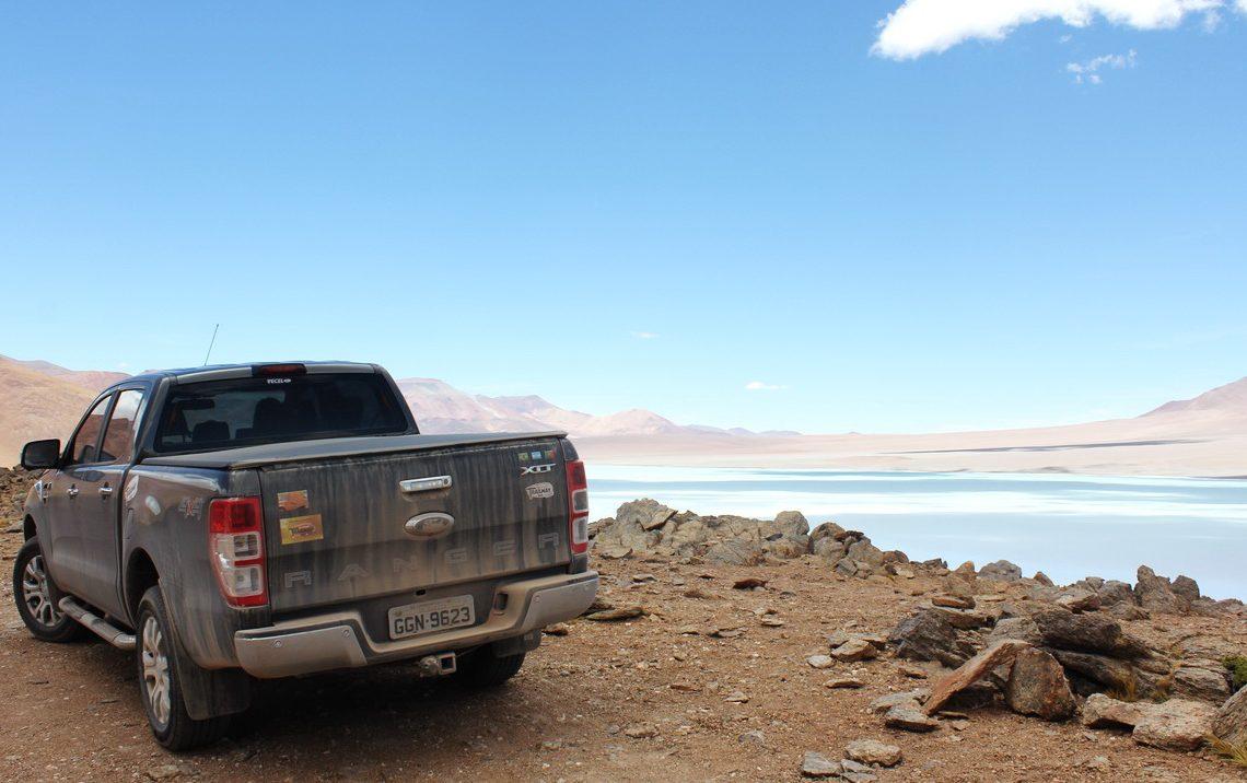 Cordilheira do Andes (Foto: autor)