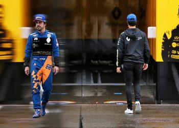 Foto: composição com imagens da McLaren e Renault