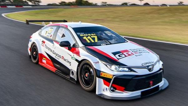 Foto: divulgação Toyota/Luís França