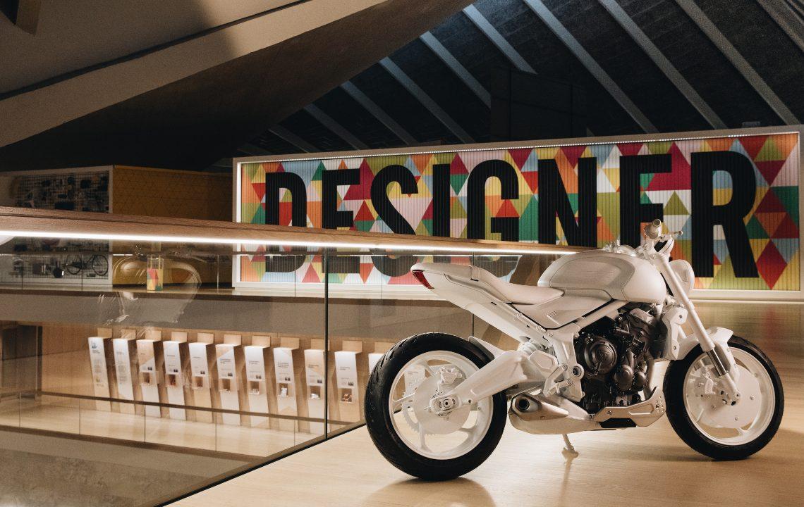 O local escolhido para apresentar o protótipo foi o London Design Museum
