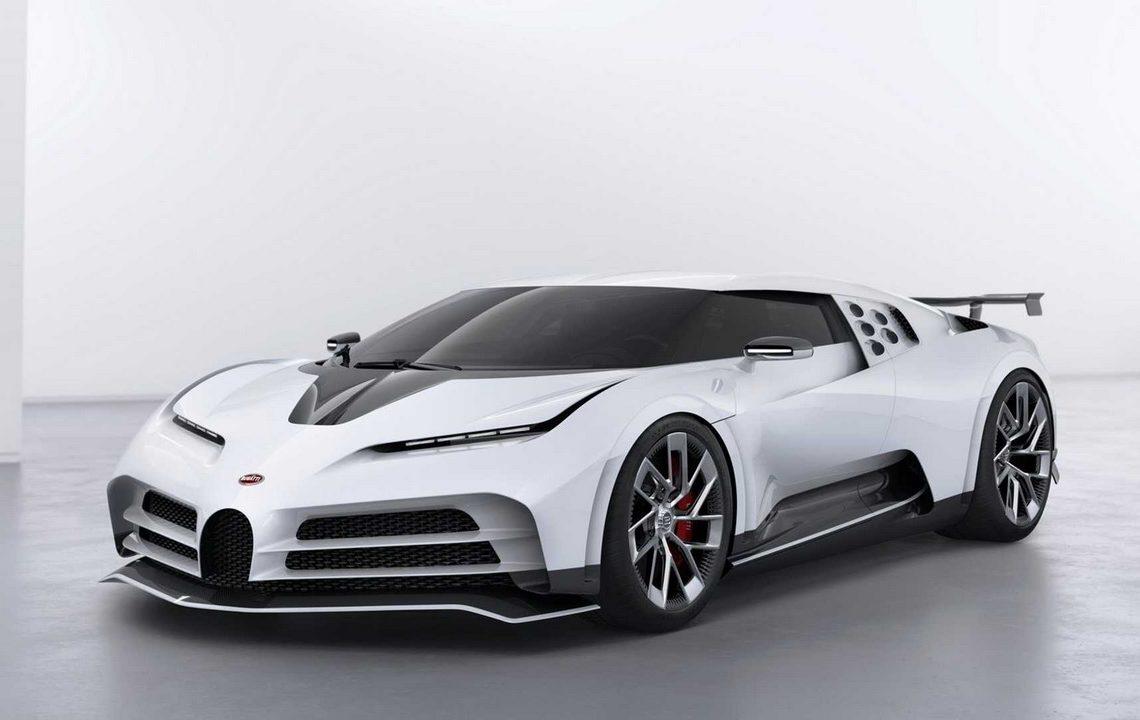 Foto: divulgação Bugatti