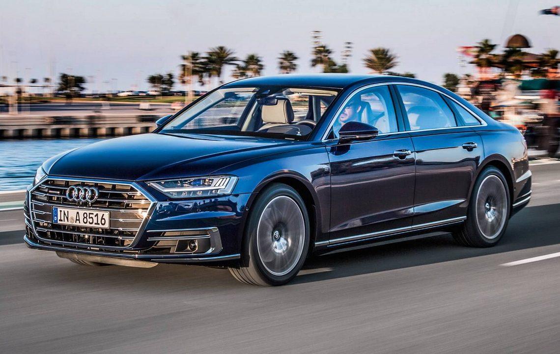 Audi A8 (Foto: divulgação)