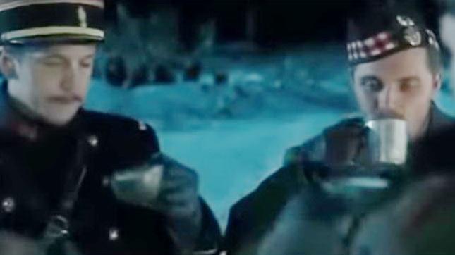 Fotograma do vídeo