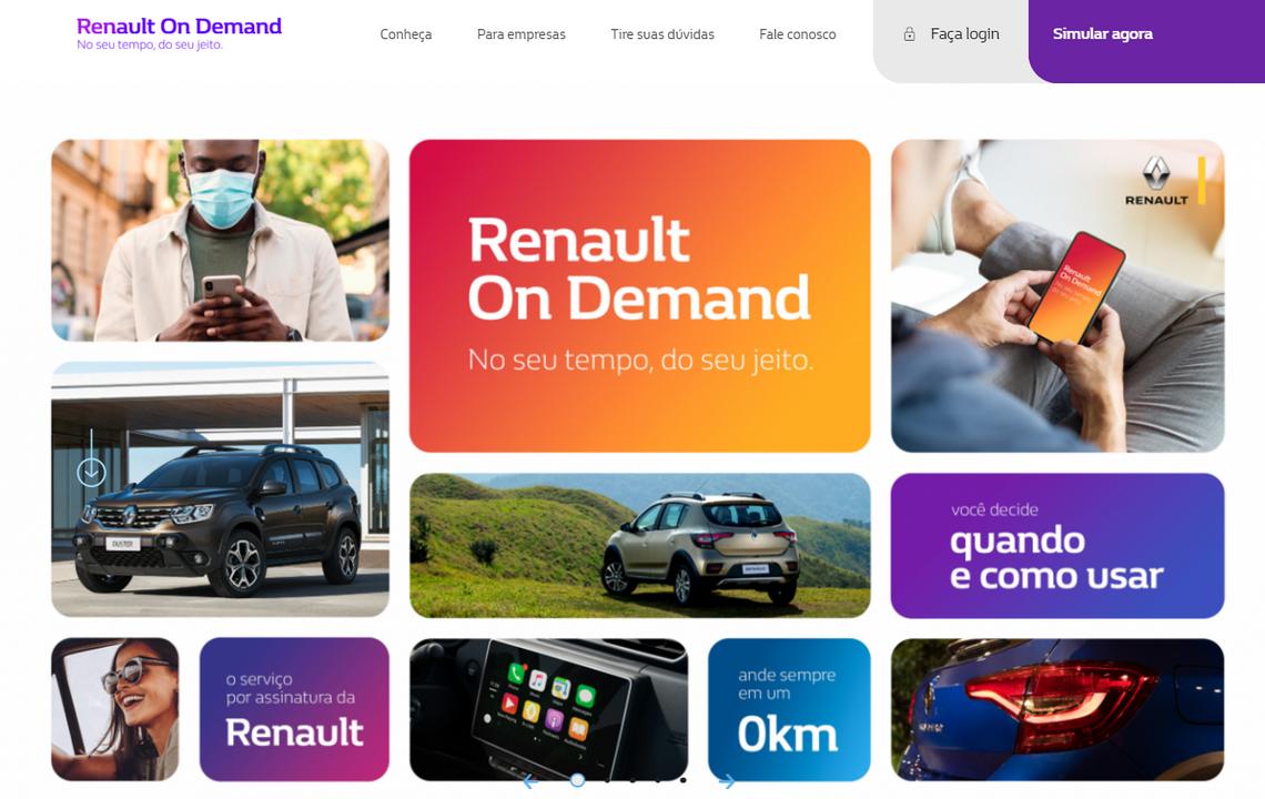 Imagem: divulgação Renault