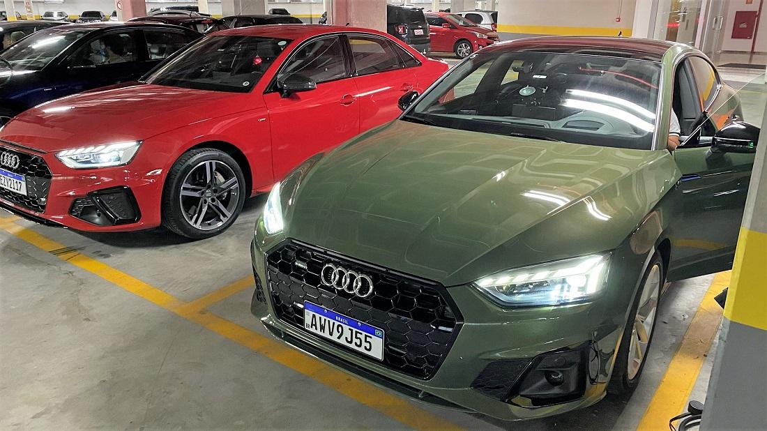 Captação de vídeo: Rockset Produção / Edição de vídeo: Márcio Salvo / Fotos: Rafael Gagliano - divulgação Audi