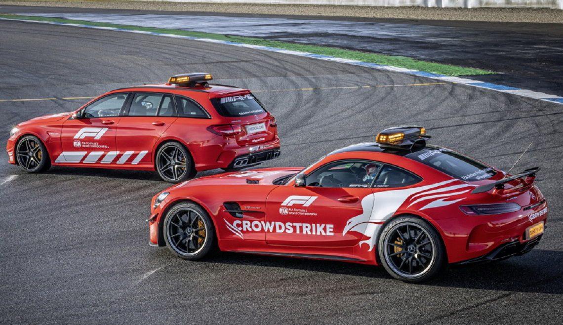 Fotos: divulgação Mercedes-AMG
