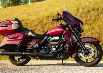 Fotos: divulgação Harley-Davidson/MY21 Photography. FLHTK.