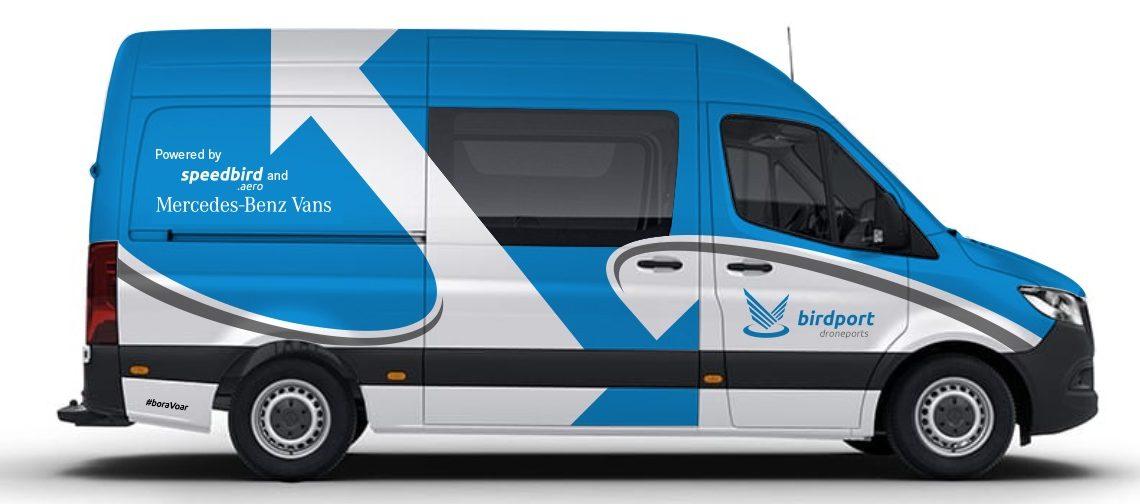 Fotos: Divulgação Mercedes-Benz Vans