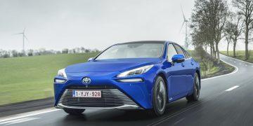 Foto: divulgação Toyota