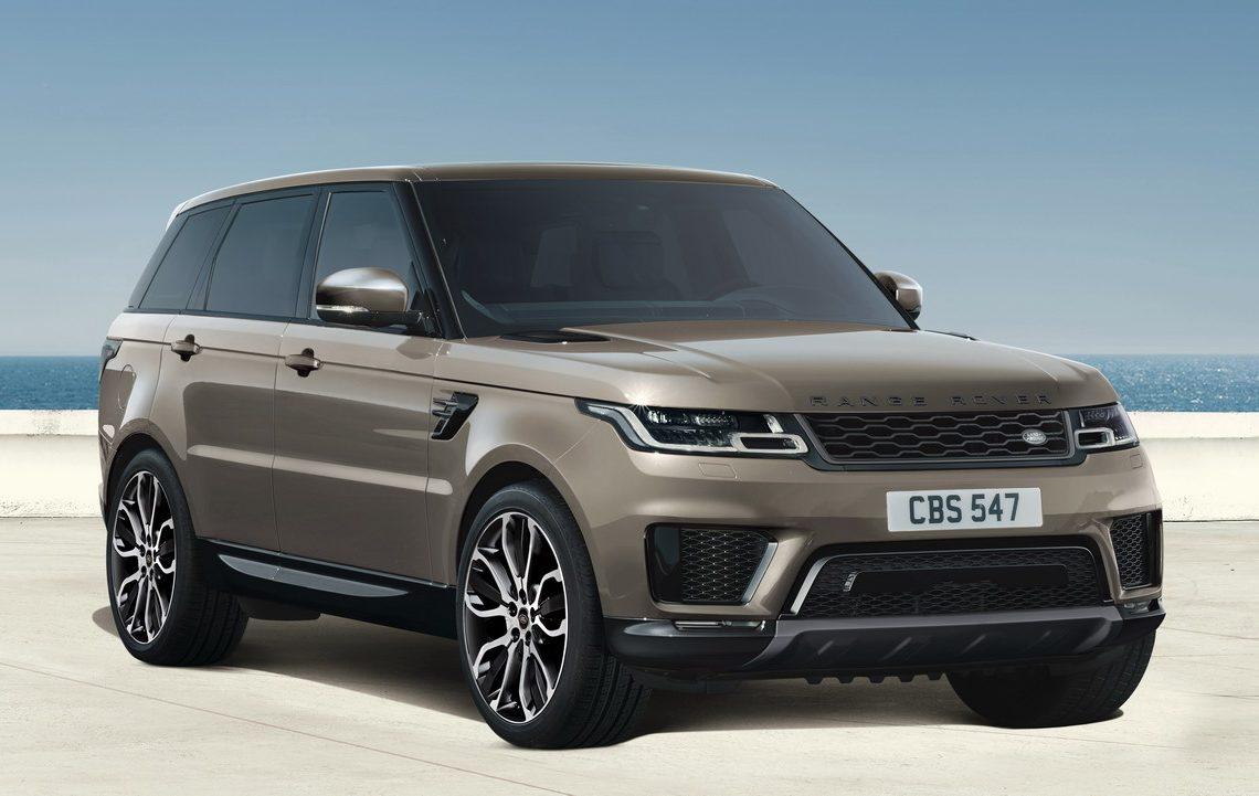 Range Rover Sport Diesel (Foto: divulgação  Land Rover)