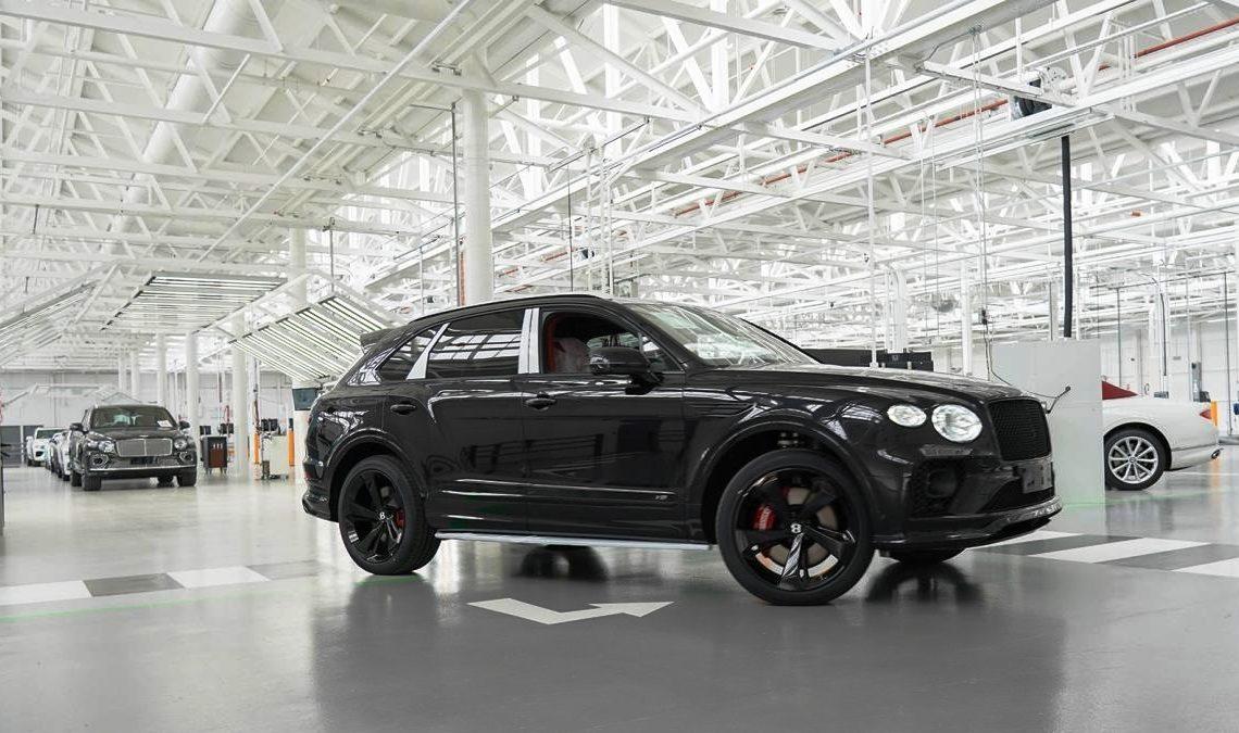 Fotos: Divulgação Bentley e Volkswagen AG