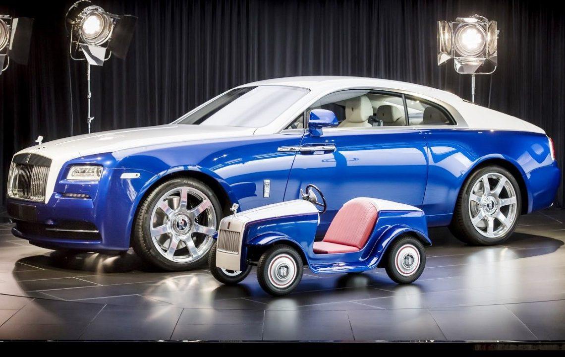 Fotos: Divulgação Rolls-Royce