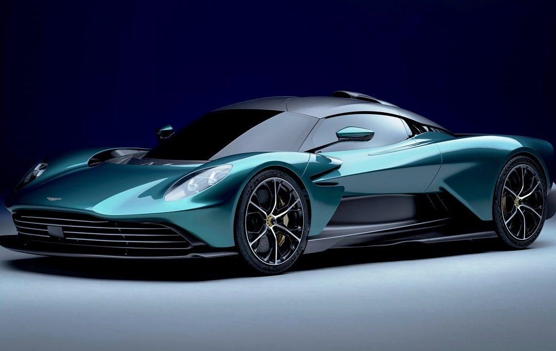 Divulgação: Aston Martin