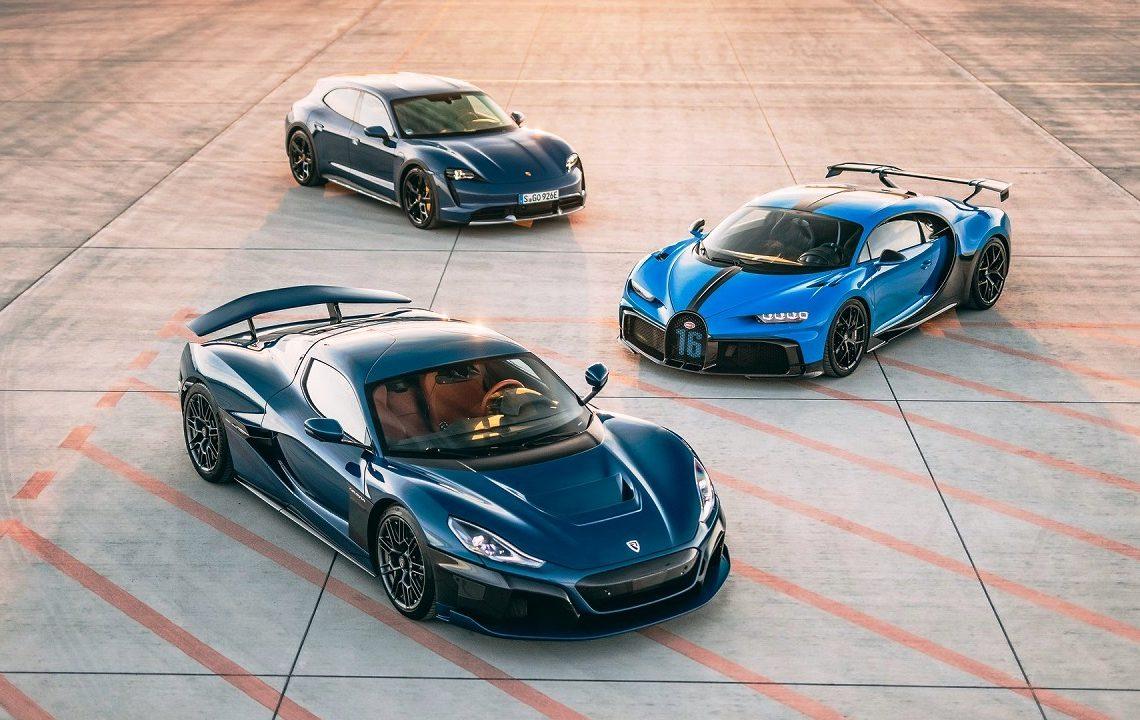 Fotos: Divulgação Bugatti Rimac