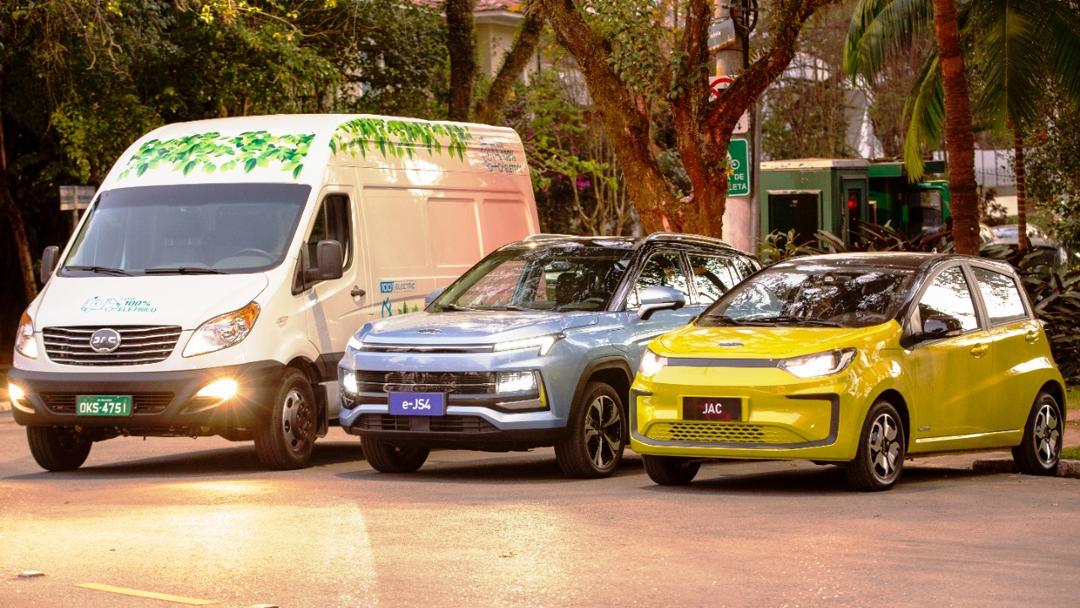 Fotos: Divulgação JAC Motors