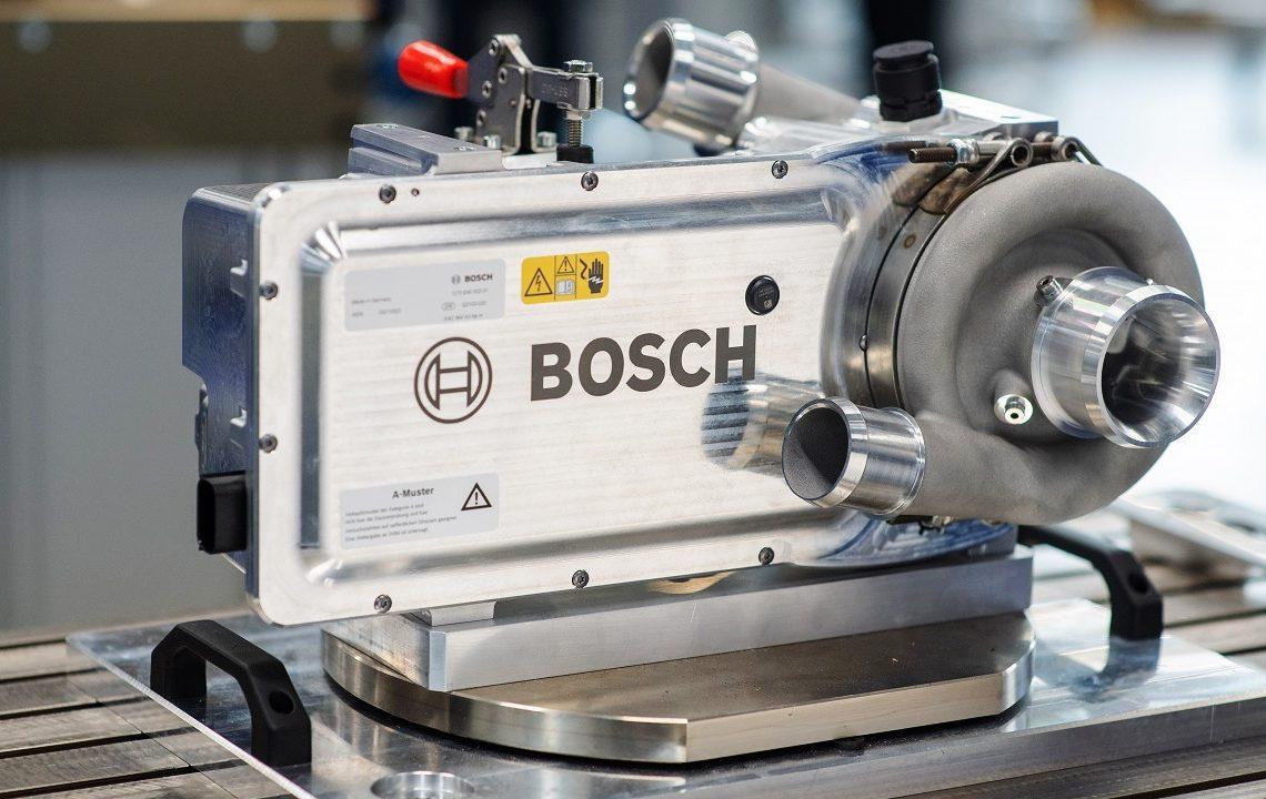 Fotos: Divulgação Bosch e cellcentric