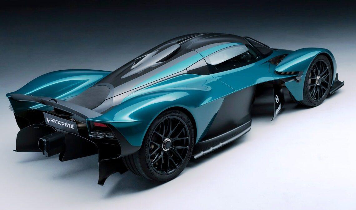 Fotos: Divulgação Aston Martin e Autocar