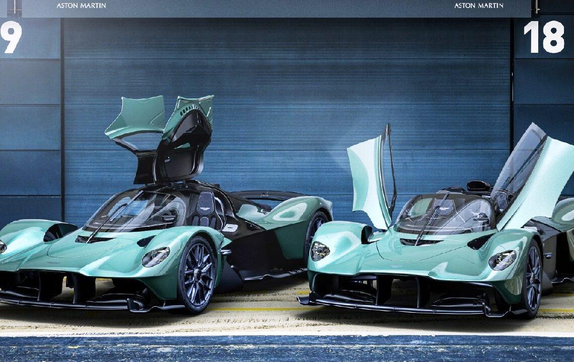 Fotos: Divulgação Aston Martin