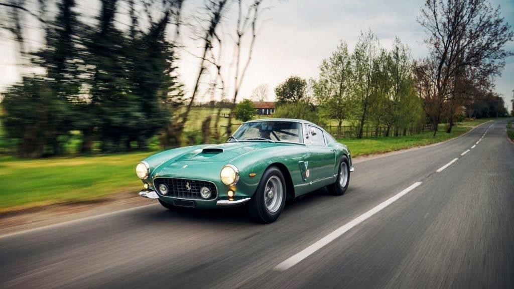 Fotos: Divulgação Ferrari S.p.A. e Concours of Elegance