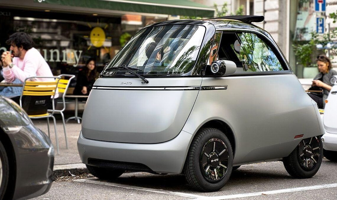 Fotos: Micro Mobility Systems Ltd
