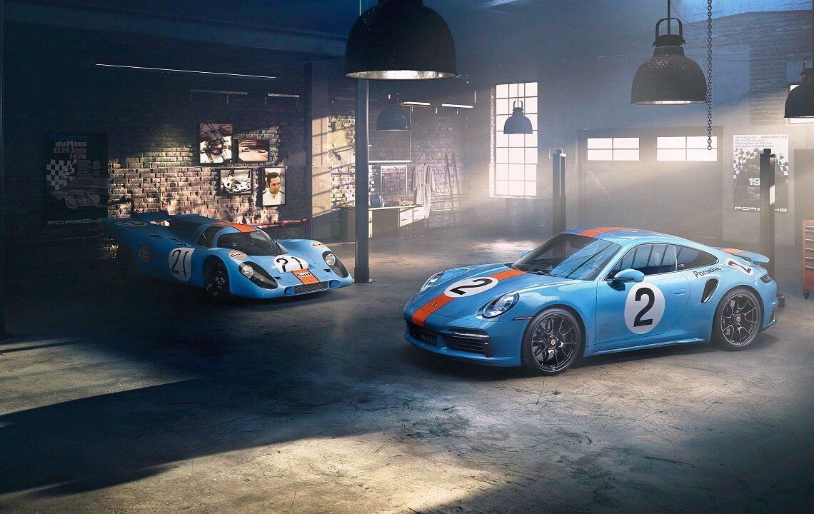 Fotos: Divulgação Porsche AG e Motor Sport Magazine