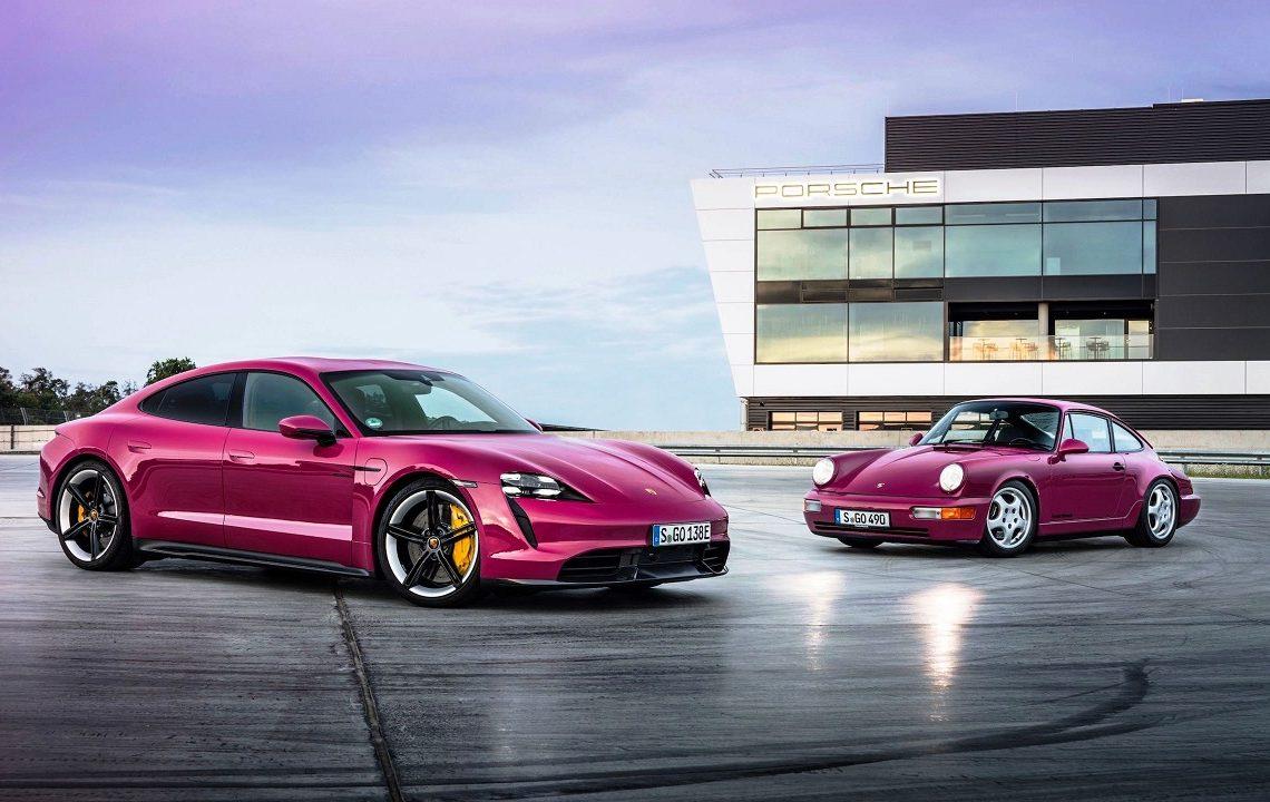 Fotos: Divulgação Porsche AG