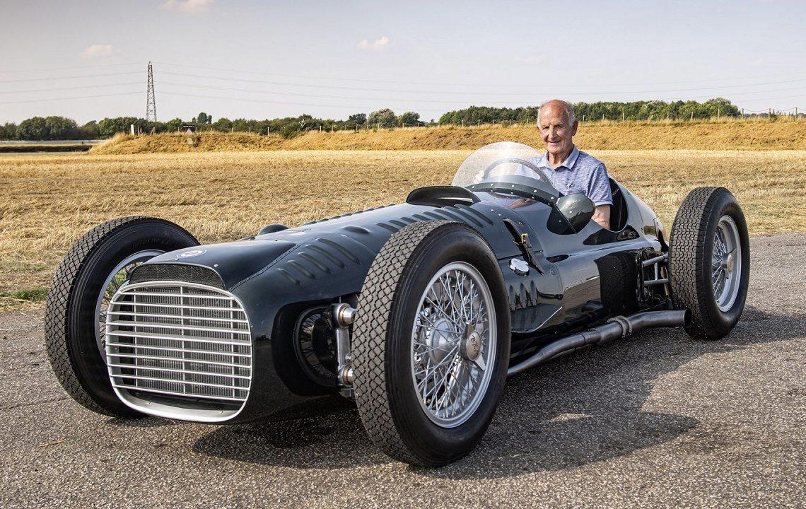 Fotos: Divulgação British Racing Motors