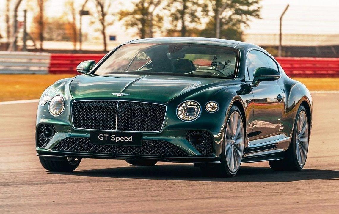 Fotos: Divulgação Bentley Motors Limited