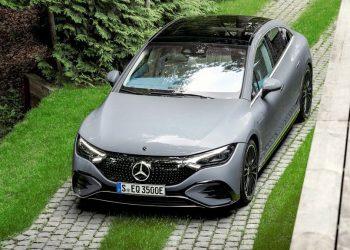 Fotos: Divulgação Mercedes-Benz EQ
