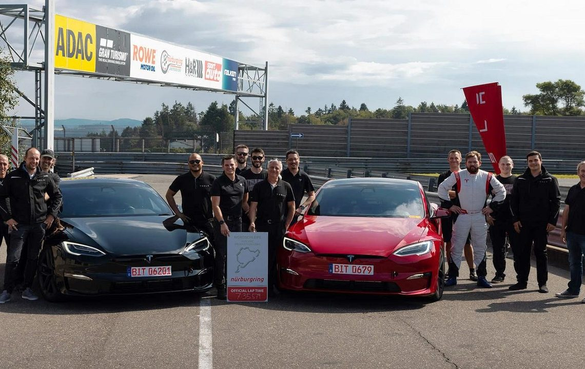 Fotos: Divulgação Tesla Motors, Inc.