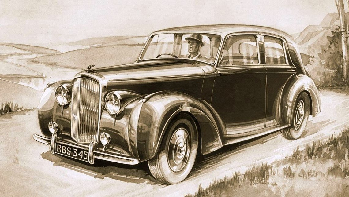 Fotos e gravuras: Divulgação Bentley Motors