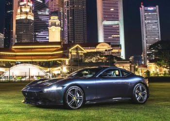 Fotos: Divulgação Ferrari S.p.A. e Bridgestone Corporation