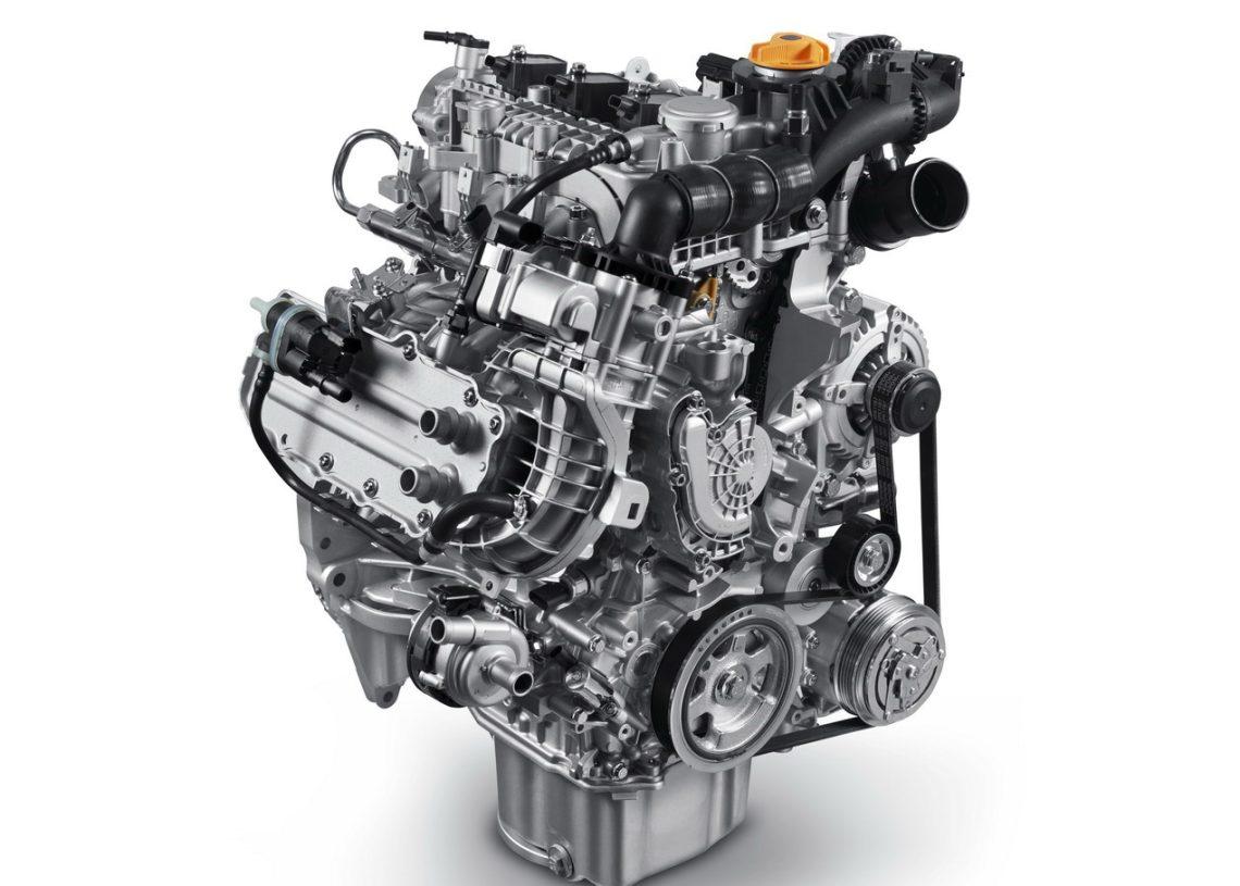 Motor  Turbo 200 Flex do suve Pulse (Foto: Divulgação Stellantis)