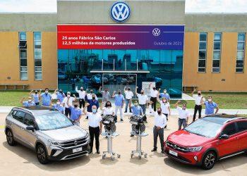 Fotos: Divulgação Volkswagen do Brasil